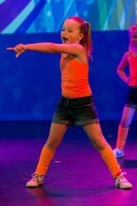 Dansmix van leuke danslessen voor kinderen