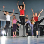 Dance-workouts in meivakantie