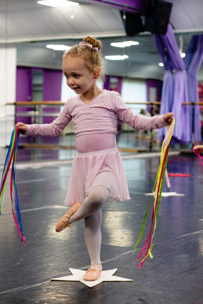 Peuterdans Balletschool HHW