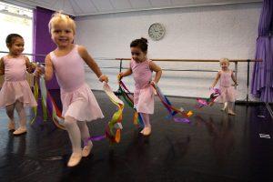 Vacature dansdocent, peuterdans, kleuterdans, kinderballet en dreumesdans
